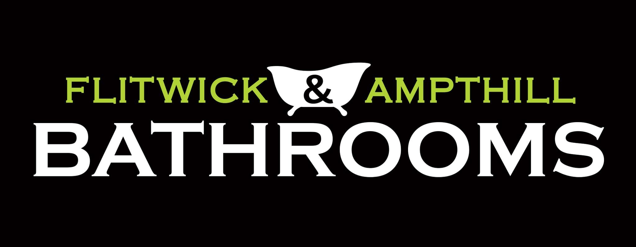 F&A Bathrooms Logo-blackbackground
